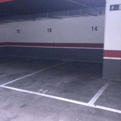 Valoración de garajes